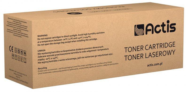 Toner ACTIS TH-401A (zamiennik HP 507A CE401A; Supreme; 6000 stron; niebieski)