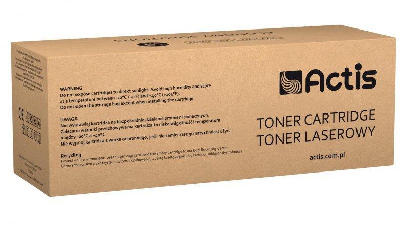 Toner ACTIS TO-610YX (zamiennik OKI 44315305; Standard; 6000 stron; żółty)