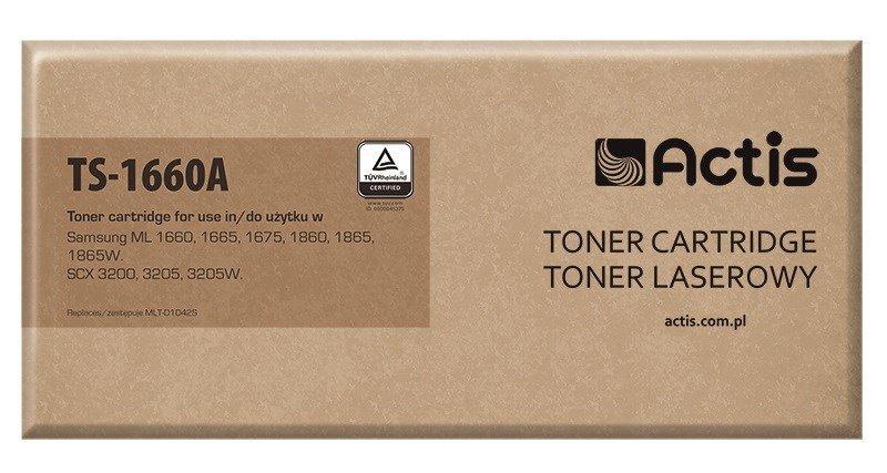 Toner ACTIS TS-1660A (zamiennik Samsung MLT-D1042S; Standard; 1500 stron; czarny)