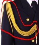 sznur galowy oficera