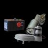 Miodarka 3-kasetowa (zestaw) + napęd elektryczny