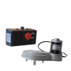 Miodarka 2-kasetowa (zestaw) + napęd elektryczny