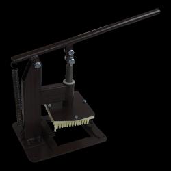 Praska stołowa (do puzzli ze sztucznymi komórkami plastrowymi)