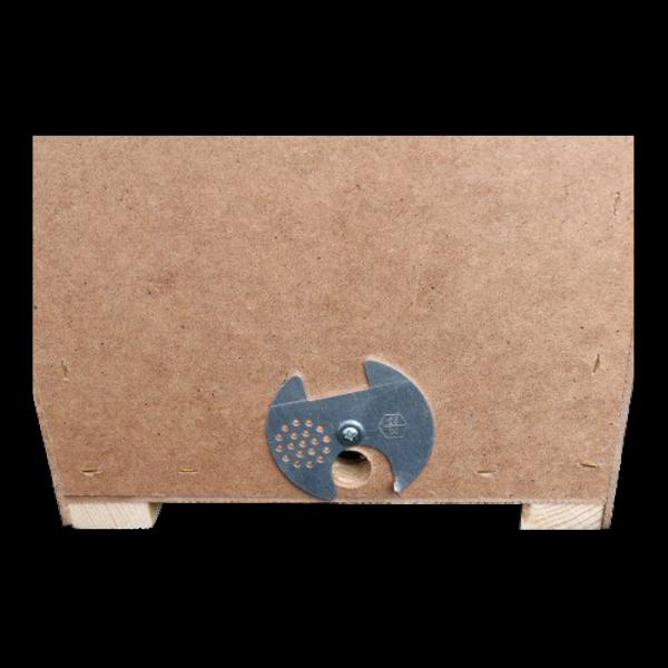 Transportówka odkładówka skrzynka na 6 ramek  Dadant
