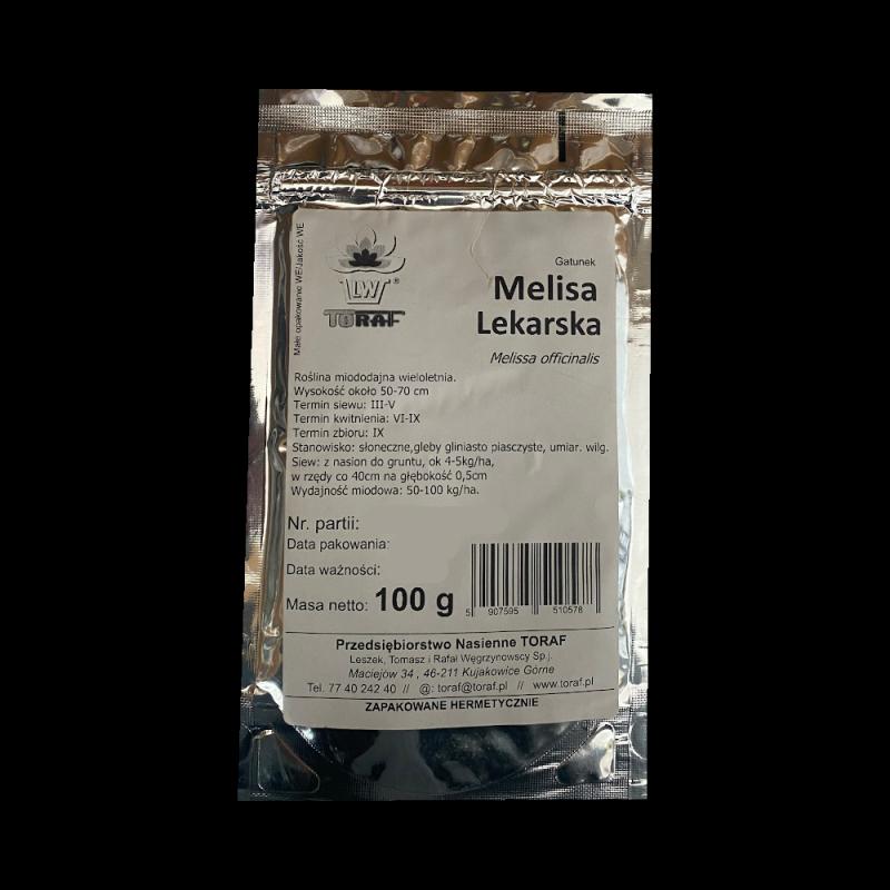 Melisa lekarska - nasiona 100g