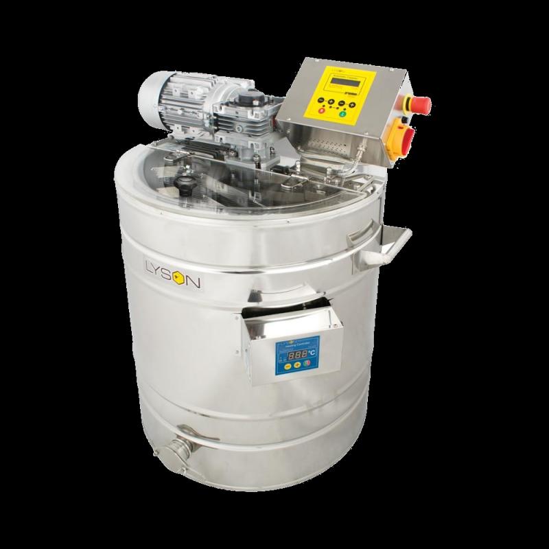 Urządzenie do kremowania miodu 50 L (230V) - z płaszczem grzewczym - PREMIUM