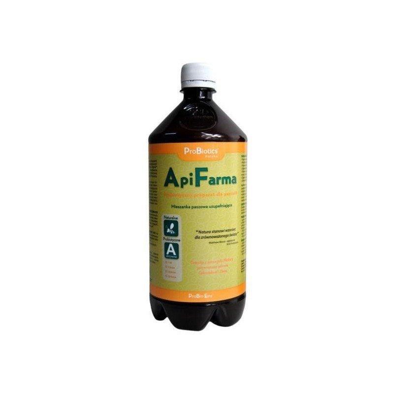 ApiFarma – probiotyczny preparat dla pszczół – 1000ml  | Sklep Pszczelarski | Apitec