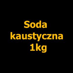 Soda kaustyczna - 0,5 kg