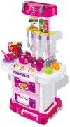 Mały Kucharz - zestaw dla dzieci kuchnia z walizką