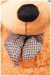 Miś pluszowy GIGANT 180 cm - jasny brąz
