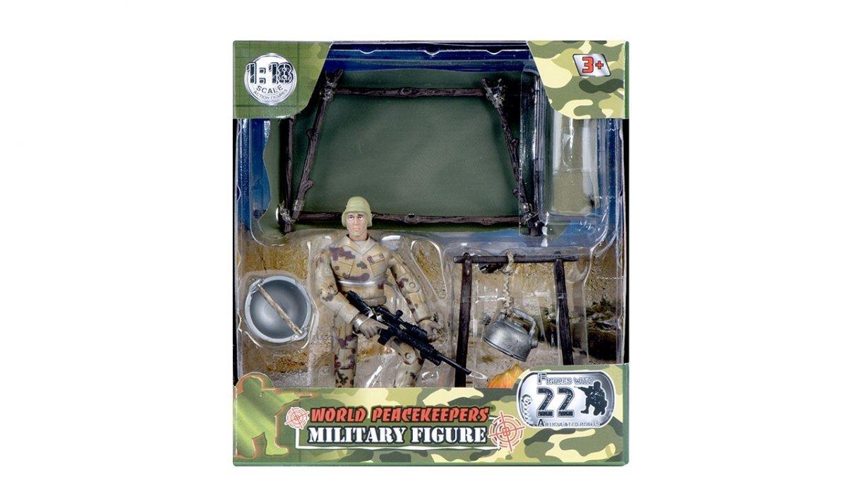 Figurka wojskowa - 77010F