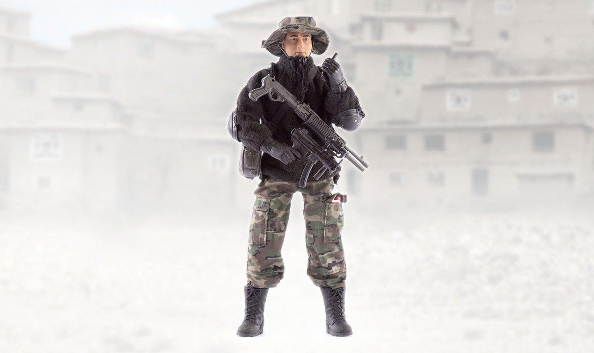 Figurka wojskowa 90200B