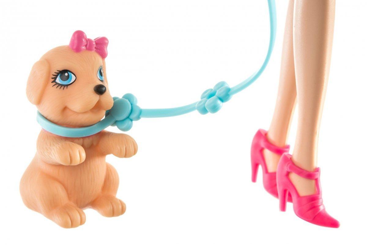 Lalka Anlily - Klinika dla zwierząt - blondynka