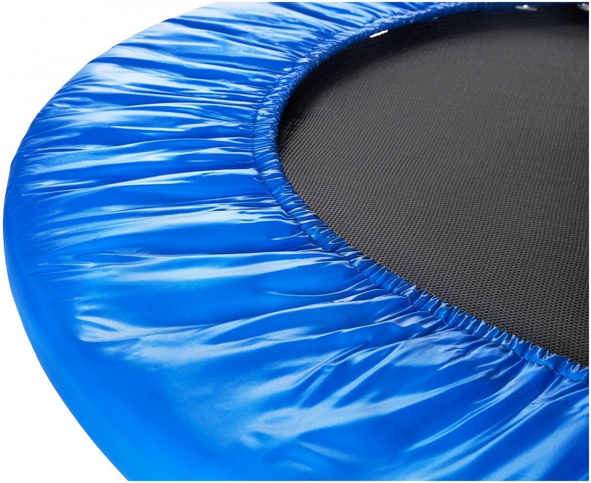 Mini trampolina dla dzieci dorosłych - do 100kg - 90cm -  do domu i ogrodu