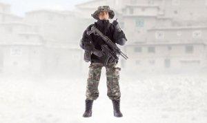 Figurka wojskowa 90200B - skala 1:6