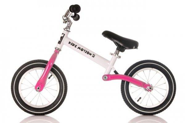 Rowerek biegowy Cody Pro różowy