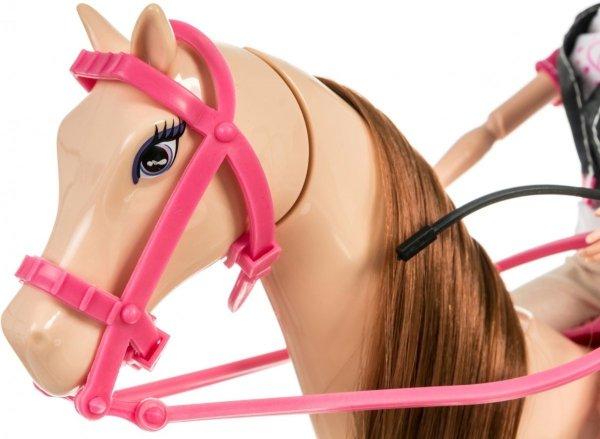Lalka Anlily - Skaczący koń