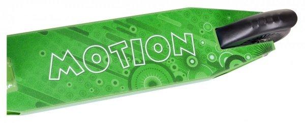 Hulajnoga wyczynowa EVO STUNT - zielona