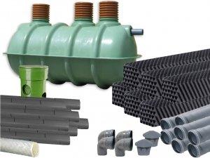 Przydomowa oczyszczalnia ścieków 3000L T 6P