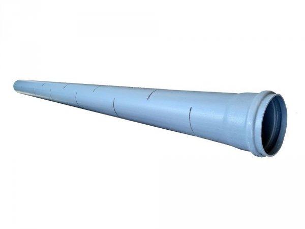 Rura cięta nacinana drenażowa fi 110 2m