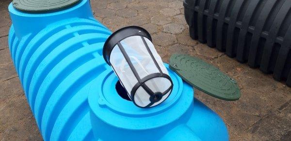 Zbiornik na deszczówkę 1000L PE