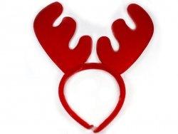 5785 OPASKA ROGI RENIFERA Świąteczna Boże Narodzenie