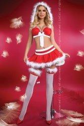Little Miss Christmas LC 90095 śnieżynka
