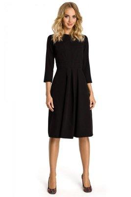 M335 sukienka czarna