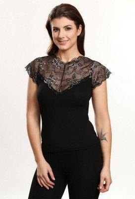 Gemma czarny bluzka