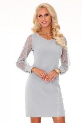 Nausica Grey 85315 sukienka