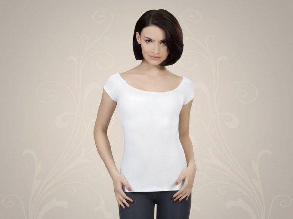 Aurora koszulka biały