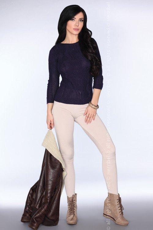 Sadila Navy Blue sweter
