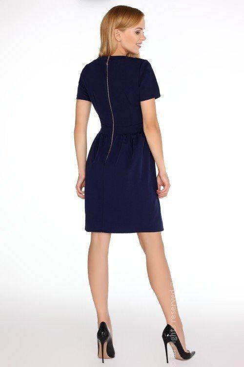 Marelna Navy Blue sukienka
