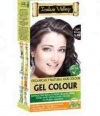 Indus Valley Żelowa farba do włosów - Jasny Braz 5.0 120 ml