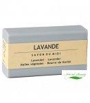 SAVON DU MIDI Prowansalskie mydło z masłem karité LAVANDE/lawenda
