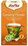 YOGI TEA® Ajurwedyjska herbata ŻEŃSZEŃ (Ginseng Flower)