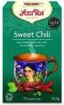 YOGI TEA Ajurwedyjska herbata korzenna SŁODKA CHILI (Sweet Chili)