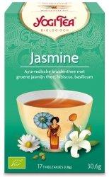 YOGI TEA® Ajurwedyjska herbata JAŚMIN (Jasmine)