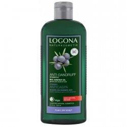 Logona Szampon przeciwłupieżowy z olejkiem jałowcowym 250 ml.