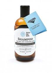 Make Me Bio Szampon do włosów suchych i zniszczonych 250 ml.