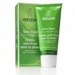Weleda Skin Food Krem intensywnie odżywiający do skóry przesuszonej 30 ml.