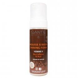SANTE Homme II pianka do golenia z organiczną kofeiną i owocem  Acai