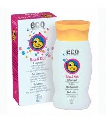 eco cosmetics Płyn do kąpieli dla dzieci i niemowląt 200 ml.
