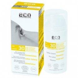 Eco Cosmetics Emulsja na słońce LSF/SPF 30 z granatem i owocem goji 100 ml