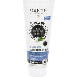 Sante Naturkosmetik Naturalna pasta do zębów z mirrą