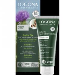 Logona Color Fix Kuracja pielęgnacyjna do włosów po farbowaniu