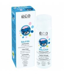 eco cosmetics Krem do twarzy dla dzieci i niemowląt 50 ml.