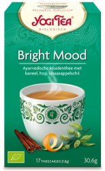 YOGI TEA® Ajurwedyjska herbata DOBRY NASTRÓJ (Bright Mood)