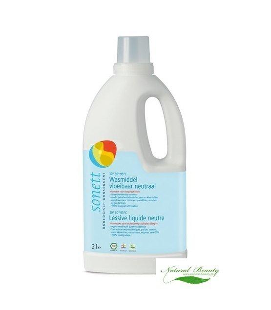 Sonett - Płyn do prania SENSITIV - 2 litry