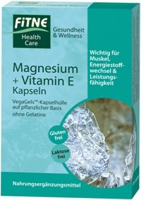 Fitne Magnez + witamina E